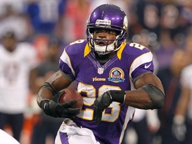Video - Minnesota Vikings RB Adrian Peterson 51-yard run