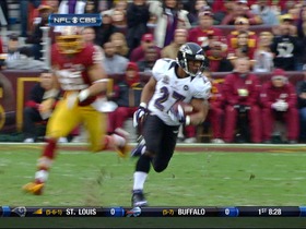 Video - Baltimore Ravens RB Ray Rice 46-yard run