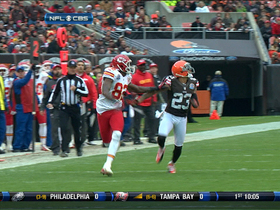 Video - Chiefs QB Brady Quinn to Dwayne Bowe for 47 yards