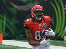 Video - Cincinnati Bengals WR Marvin Jones 37-yard reverse