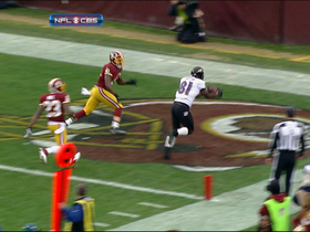 Video - Baltimore Ravens Anquan Boldin 19-yard TD catch