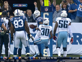 Video - Indianapolis Colts QB Andrew Luck finds WR Reggie Wayne for a 4-yard TD