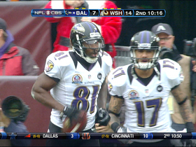 Video - Baltimore Ravens WR Anquan Boldin's second TD catch