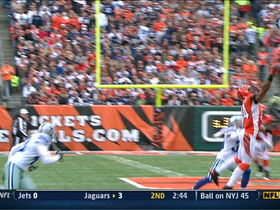 Video - Cincinnati Bengals TE Jermaine Gresham's one-handed grab
