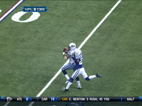 Britt grabs a one-handed 46-yard catch