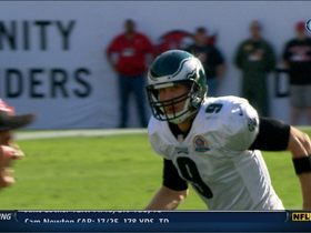 Video - Philadelphia Eagles QB Nick Foles 10-yard touchdown