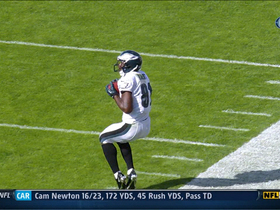 Video - Philadelphia Eagles QB Nick Foles 39-yard completion