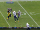 Watch: Burress skies for first catch of season