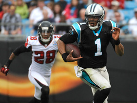 Video - WK 14 Can't-Miss Play: Scrambling Newton