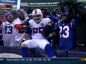 Video - Buffalo Bills QB Ryan Fitzpatrick TD pass
