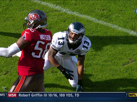 Video - Buccaneers recover muffed punt