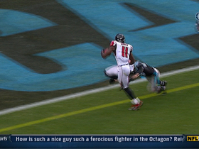 Video - Atlanta Falcons WR Julio Jones 11-yard TD catch