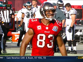 Video - Tampa Bay Buccaneers WR Vincent Jackson 40-yard reception