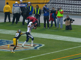 Video - San Diego Chargers WR Malcom Floyd 3-yard TD grab
