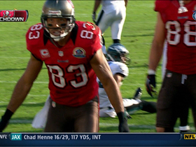 Video - Tampa Bay Buccaneers WR Vincent Jackson 13-yard touchdown