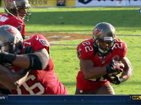 Video - Tampa Bay Buccaneers RB Doug Martin 4-yard touchdown