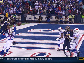 Video - St. Louis Rams QB Sam Bradford TD pass to Brandon Gibson