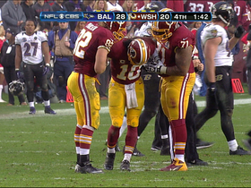 Video - Robert Griffin III injury