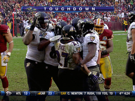 Video - Baltimore Ravens RB Ray Rice 7-yard TD run