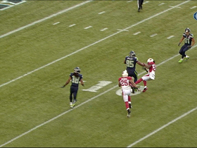 Video - Seattle Seahawks TE Anthony McCoy 67-yard catch