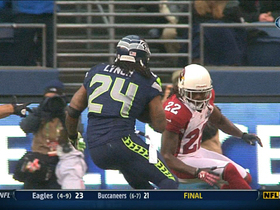 Video - Seattle Seahawks RB Marshawn Lynch scores second TD