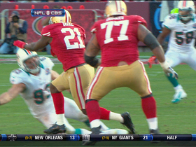 Video - San Francisco 49ers RB Frank Gore's dazzling run