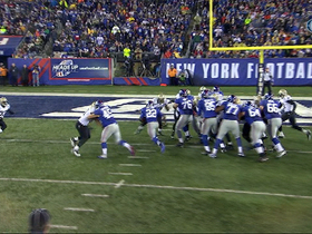 Video - New York Giants rookie RB David Wilson 6-yard touchdown run