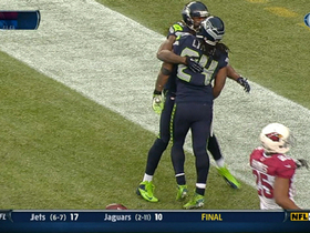 Video - Seattle Seahawks RB Marshawn Lynch shows no mercy