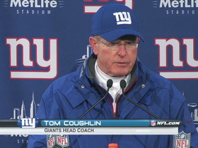 Video - Giants postgame press conference