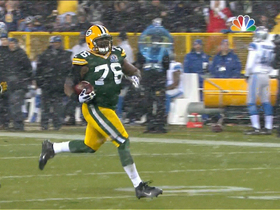 Video - Green Bay Packers DT Mike Daniels recovers fumble for TD
