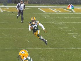 Video - Green Bay Packers CB Sam Shields interception