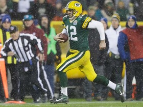 Video - WK 14 Can't-Miss Play: Rodgers roars past Lions