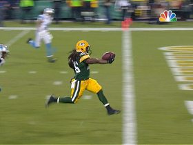Video - Green Bay Packers RB DuJuan Harris 14-yard TD run