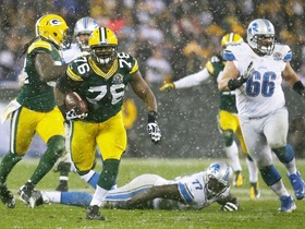 Video - GameDay: Lions vs. Packers highlights