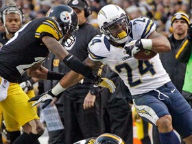 Video - GameDay: San Diego Chargers vs. Pittsburgh Steelers highlights
