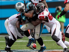 Video - GameDay: Atlanta Falcons vs. Carolina Panthers highlights