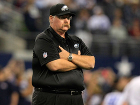 Video - Can Philadelphia Eagles head coach Andy Reid save his job?
