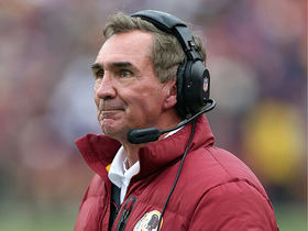 "Video - ""The Coaches Show': Washington Redskins head coach Mike Shanahan pulls the right strings"