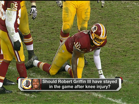 Video - What if RG3 isn't back?