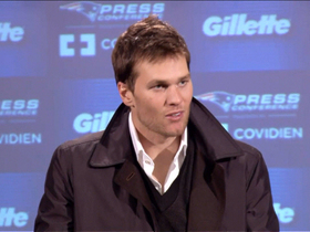Video - New England Patriots QB Tom Brady: 'It was a good game. We played hard'