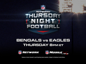 Watch: Week 15 TNF: Bengals vs. Eagles preview