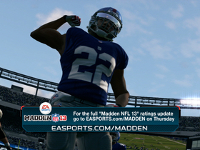'Madden NFL 13': Exclusive Week 15 ratings preview