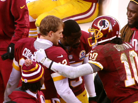 Watch: Drive of the Week: Redskins rookies to the rescue