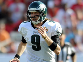 Video - Maclin on Foles: 'I think he has a bright future'