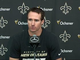 Video - New Orleans QB Drew Brees: 'This was some serious vindication'