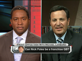 Video - Can Philadelphia Eagles QB Nick Foles be a franchise QB?