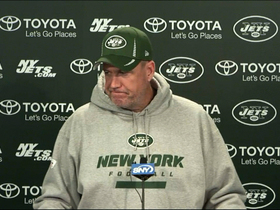 Video - Rex Ryan on Braylon Edwards' 'idiots' comments