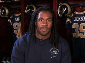 Video - Steven Jackson: One opponent at a time'
