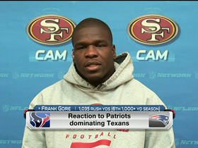 Frank Gore: 'I feel great'