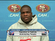 Watch: Frank Gore: 'I feel great'